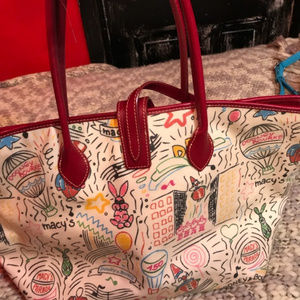 Macy's Day Parade Dooney and Bourke Large Tote